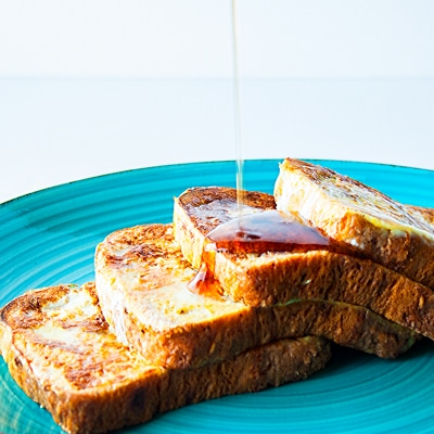 French Toast Recipe, www.bakeitwithlove.com