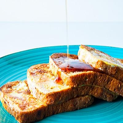 Receta de tostadas francesas, www.bakeitwithlove.com