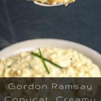 Creamy Scrambled Eggs - Gordon Ramsay Copycat