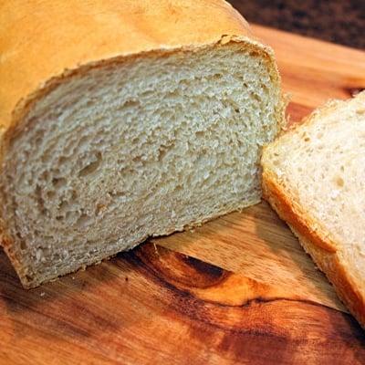 Receta de pan blanco, www.bakeitwithlove.com