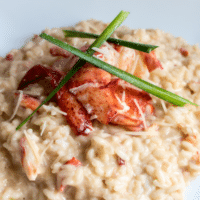 Gordon Ramsay Hell's Kitchen Lobster Risotto Recipe