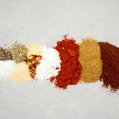 Taco Seasoning Mix på Bake It With Love, www.bakeitwithlove.com