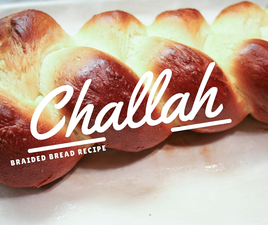 Challah Bread Recipe at Delectable, www.delectablecookingandbaking.com