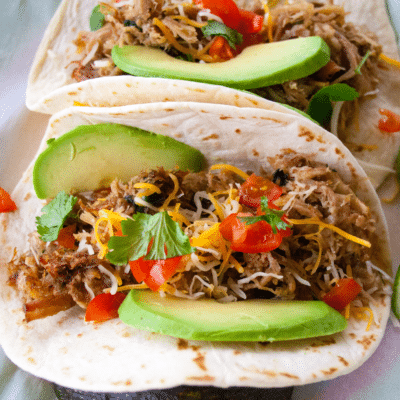 Resepi Slow Cooker Pork Carnitas Crock Pot