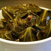 Collard Greens with Bacon Recipe