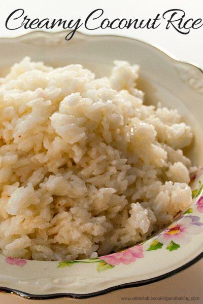 Nasi Kelapa Berkrim, www.bakeitwithlove.com