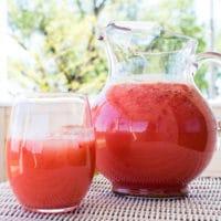 Strawberry Pineapple Lemonade Juicer Recipe
