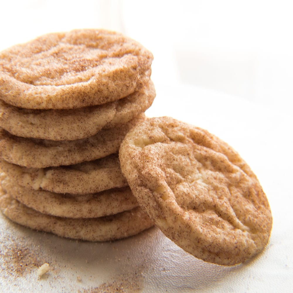 Snickerdoodle Cookies Bake It With Love