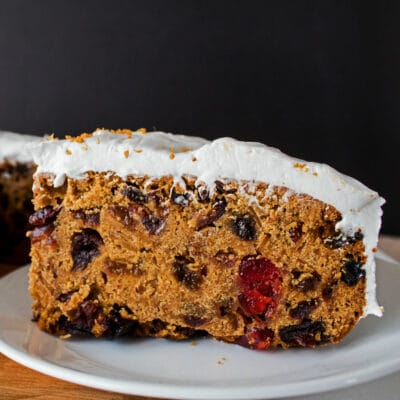 Traditional British Christmas Cake is a beloved Christmas baking treat in England