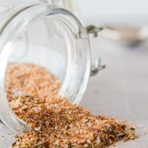 My go-to spice blend mix is the best steak seasoning whether you're grilling or pan searing your steaks!
