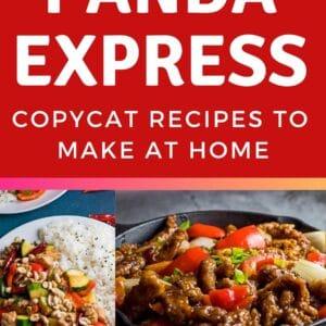Semua Resipi Panda Express saya tersenarai di satu halaman indeks resipi!