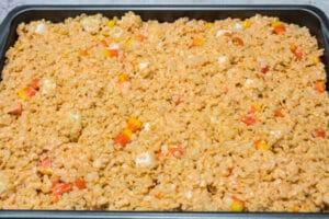 doce milho arroz krispie trata configuração em 9 x 13 panela.