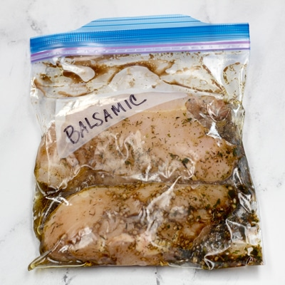 Balsamic Chicken Marinade
