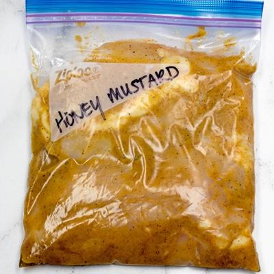 Honey Mustard Chicken Marinade