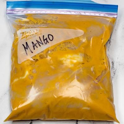 Mango Chicken Marinade