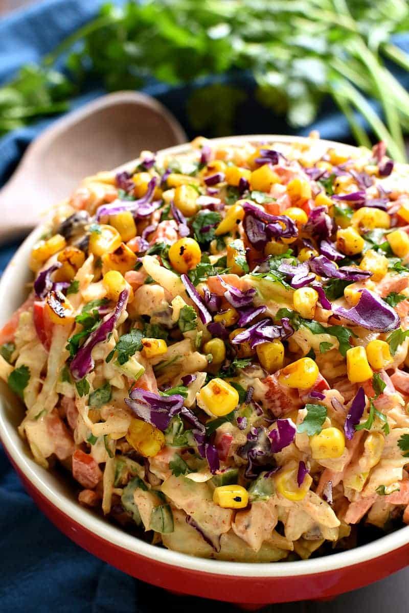 Meksika-Lahana Salatası-Limon Ağacı Konutundan.