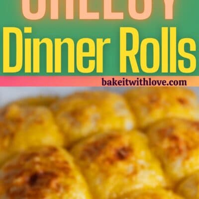Cheese rolls pin with 2 images and text divider.